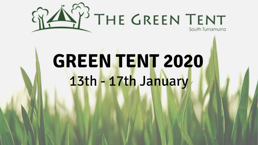 Green Tent 2020